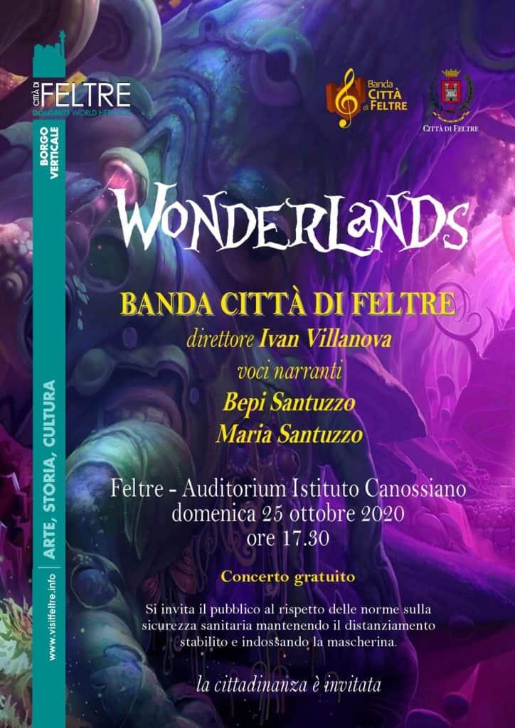 Wonderland locandina