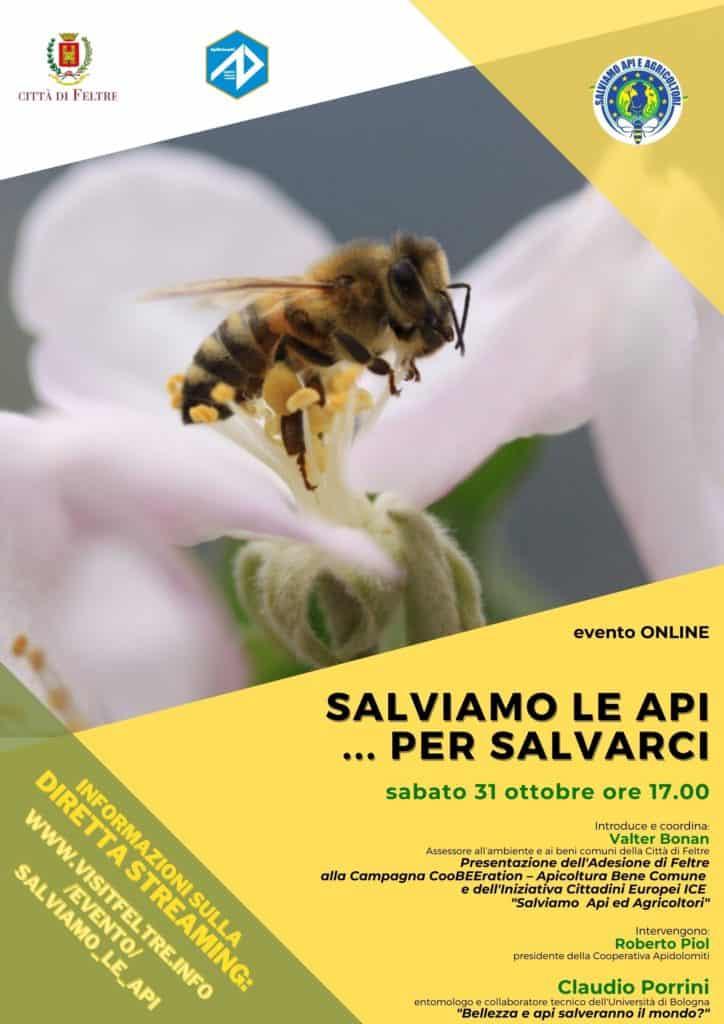 salviamo le api online