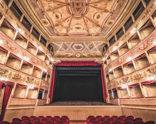 Teatro de La Sena VisitFeltre 1
