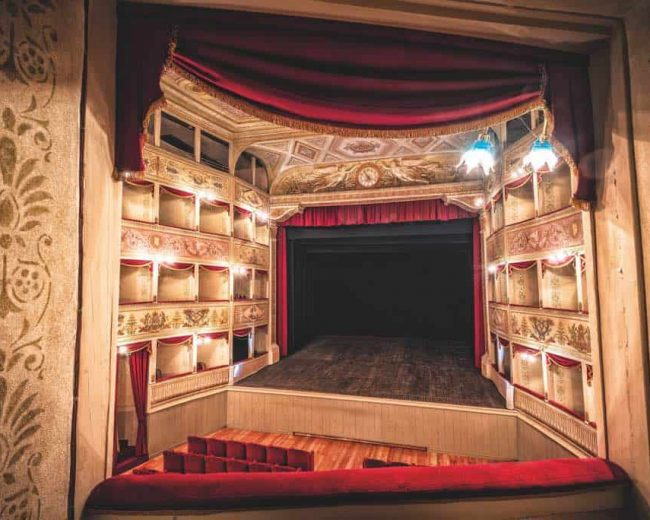 Teatro de La Sena VisitFeltre 2