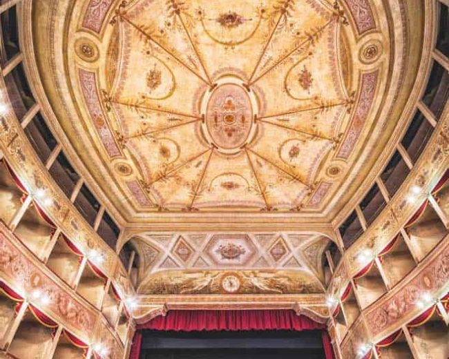 Teatro de La Sena VisitFeltre 3